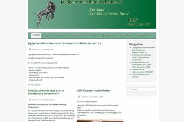 Jagdgebrauchshundverband e.V.