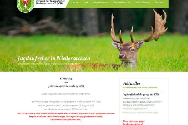 Verband der Jagdaufseher Niedersachsen e.V. (VJN)