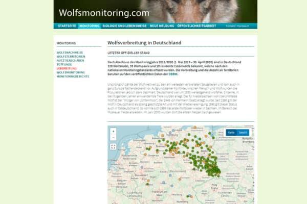 Nutztierschäden in Niedersachsen